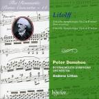 Romantic Piano Concerto, Vol. 14: Litolff