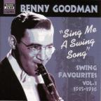 Swing Favourites, Vol. 1: 1935 - 1936: Swing Me a Swing Song