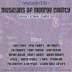 Musicians of Monroe County CD Compilation Vol 1