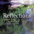 Reflections: Romantic Duets for cello & harp