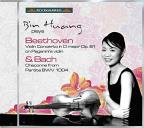 Bin Huang Plays Beethoven & Bach