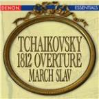 Tchaikovsky: 1812 Overture - March Slav - Festive Coronation March