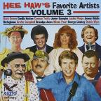 Hee Haw's Favorite Artists, Vol. 3