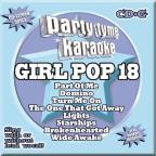 Party Tyme Karaoke: Girl Pop, Vol. 18