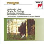 Mendelssohn/Gade: Octets For Strings