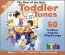Best Of The Best: Toddler Tunes
