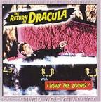 Return Of Dracula 1957-62 -Film Score