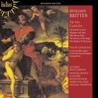 Benjamin Britten: The Five Canticles; Purcell: Realizations