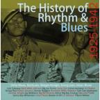 History of Rhythm & Blues: 1925-1942