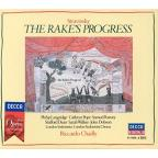 Stravinsky: The Rake's Progress / Riccardo Chailly