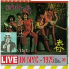Live In NYC - 1975 Red Patent Leather
