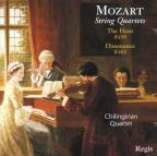 Mozart: String Quartets The Hunt K458, Dissonance K.465