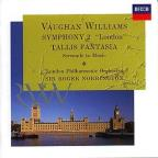 Vaughan Williams: Symphony No.2, Fantasia On A Theme By Thomas Tallis