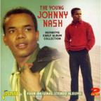Johnny Nash Definitive Early Album Collection