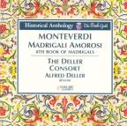 Historical Anthology - Monteverdi: Madrigali / Alfred Deller