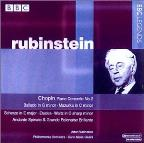 BBC Legends: Rubinstein