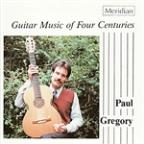 Guitar Music of Four Centuries