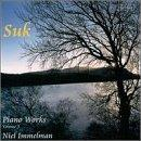 Suk: Piano Works Vol 3 / Niel Immelman