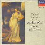 Mozart: Wind Serenades / London Wind Soloists