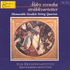 Memorable Swedish String Quartets, Vol. 1:4