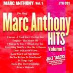 Karaoke: Marc Anthony Hits, Vol. 1