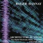 Vol. 1 - Architecture In Sound