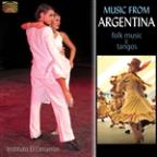 Music From Argentina: Folk Music & Tangos