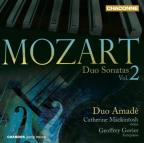 Mozart: Duo Sonatas, Vol. 2