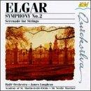 Elgar: Symphony No 2, Serenade For Strings / Loughran, Hallé