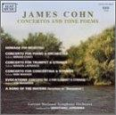Cohn: Concertos And Tone Poems / Jordania, Conti, Et Al