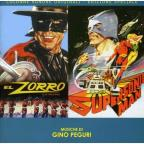 El Zorro/Supersonic Man