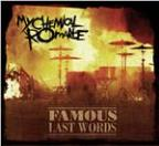 Famous Last Words [Live] [B-Side]