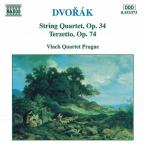 Dvorak: String Quartet / Terzetto
