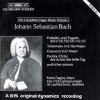 Bach:Organ Music Vol 02