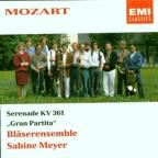 Mozart: Serenade K 361 / Sabine Meyer Wind Ensemble