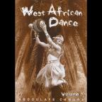 West African Dance Dvd With Abdoulaye Camara, Volume 1