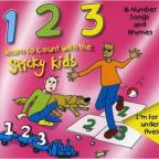 1-2-3-Learn To Count With The Sticky Kids