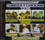 Vol. 1 - Coleccion Diamante - Corridos Y Canciones: 30