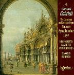 Gabrieli: The Canzonas and Sonatas from Sacrae Symphoniae 1597