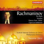 Neeme Jarvi Conducts Rachmaninov