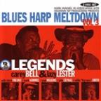 Blues Harp Meltdown, Vol. 3: Legends