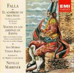 Falla: Three-Cornered Hat, Nights / Marriner, Murray, et al