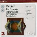 Dvorak: The Complete String Quintets
