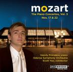 Mozart: The Piano Concertos, Vol. 3