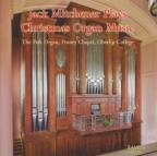 Jack Mitchener Plays Christmas Organ Music