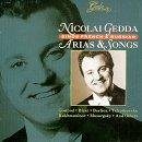 Nicolai Gedda Sings French & Russian Arias & Songs