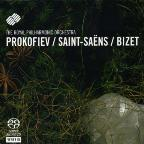 Prokofiev: Peter And The Wold/Saint-Saens: Carnival Of The Animals/Bizet: Jeux D