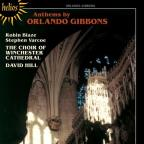Anthems by Orlando Gibbons