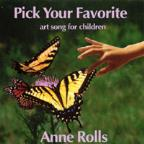 Pick Your Favorite: Art Song for Children