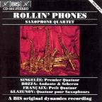 Rollin' Phones: Saxophone Quartet